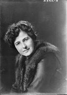 Kennedy, William B., Mrs., portrait photograph