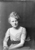 Parker, Vera, Miss, portrait photograph