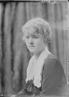 Schurmeier, Miss, portrait photograph