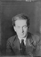 Kennedy, Mr., portrait photograph