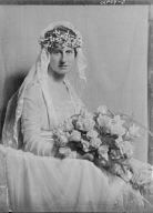 Schaffer, Miss (Mrs. Baumgarten), portrait photograph
