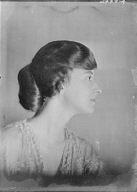 Burch, L.R., Mrs., portrait photograph