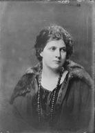 Canfield, M., Miss, portrait photograph