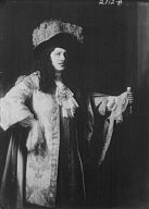 Blinn, Holbrook, Mr., in costume