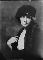 Schoonmaker, J., Mrs., portrait photograph