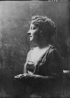 Moffett, George, Mrs., portrait photograph