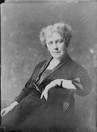 Bahnsen, C., Mrs., portrait photograph