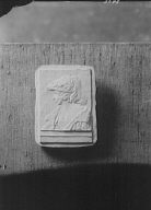 Galli-Curci, Mme., relief sculpture portrait