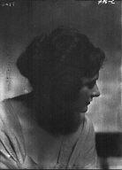 Randolph, Clemence, Miss, portrait photograph