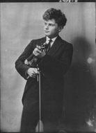 Seidel, Tosha, Mr., portrait photograph