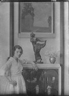 Stoehr, Harris, Mrs., portrait photograph