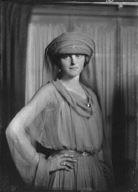 Kervin, Miss, portrait photograph