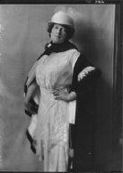 Locke, Katherine, Miss, portrait photograph