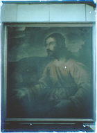 Photograph of a Venetian painting of Jesus Christ