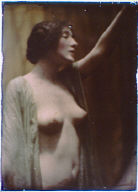 Nude woman, possibly Audrey Munson