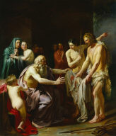 Jacob Recognizing the Robe of His Son Joseph