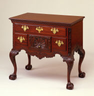 Chippendale Dressing Table