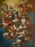 St. Philip Neri in Glory