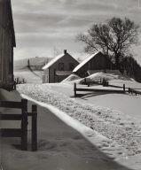 Winter Eve, St. Jovite, Quebec, Canada