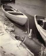 Boats in Winter, Riverside Avenue, Amityville, New York