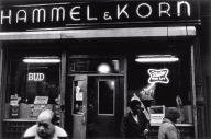 Hamel and Korn Bar, New York City