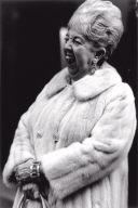 Woman in Fur Coat, New York City