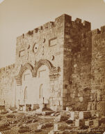 Porte Dorée, Jerusalem