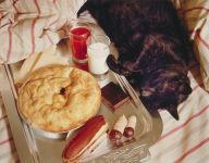 Tigger and Apple Pie