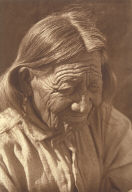 Offering Pipe to the Skull, Cheyenne