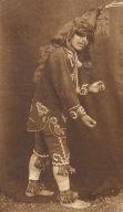 Warrior's Scalp Head-Dress, Cowichan