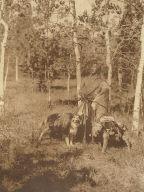 Assiniboin Hunter