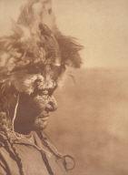 A Medicine Head-dress-Blackfoot