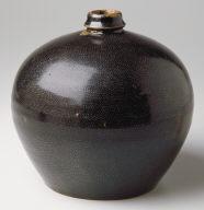 Henan oil spot jar