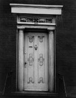 Doorway, 204 West 13th Street, New York City
