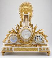 Astronomical Mantel Timepiece