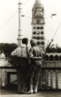 Couple at Coney Island, New York