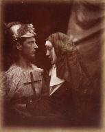 Sir Galahad and the Pale Nun