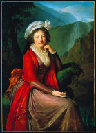 Portrait of Countess Maria Theresia Bucquoi, née Parr (1746-1818)