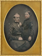 Portriat of a Gentleman and a Young Girl