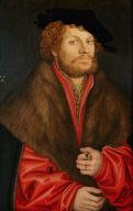 Portrait of Moritz Buchner