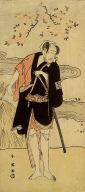Ichikawa Yaozo III in Character