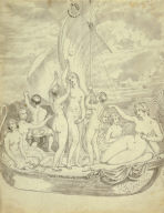 Nymphs and Youths with Pleasure at Helm