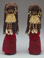 Pair of dolls