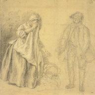 Two Figures (Genre Scene)