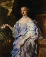 Portrait of Lady Penelope Spencer