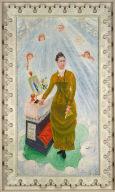Portrait of Our Nurse, Margaret Burgess