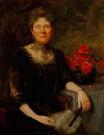 Portrait of Alvina Roosen