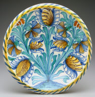 Delft Tulip Charger