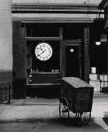 Repair Shop, Christopher Street, Manhattan