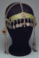 Ceremonial Frontal Head Band